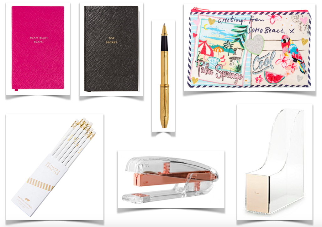 uk blogger stationery gift guide 2016
