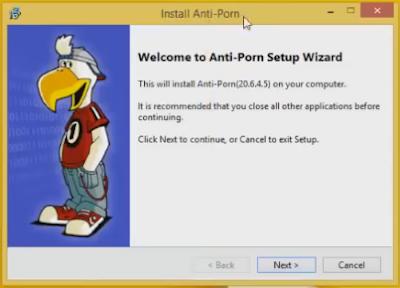 طريقة حجب المواقع الاباحية من الجهاز بسهولة antiporn