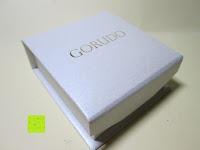 Logo: Gorudo Schmuck® - Roh-Jasper Gold filled Halskette Golddipping