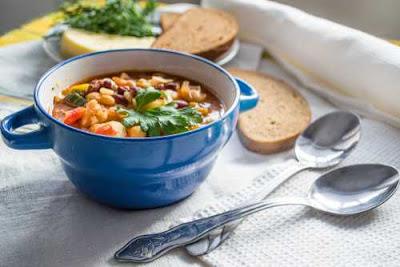 أفضل الحساء لانقاص الوزن .