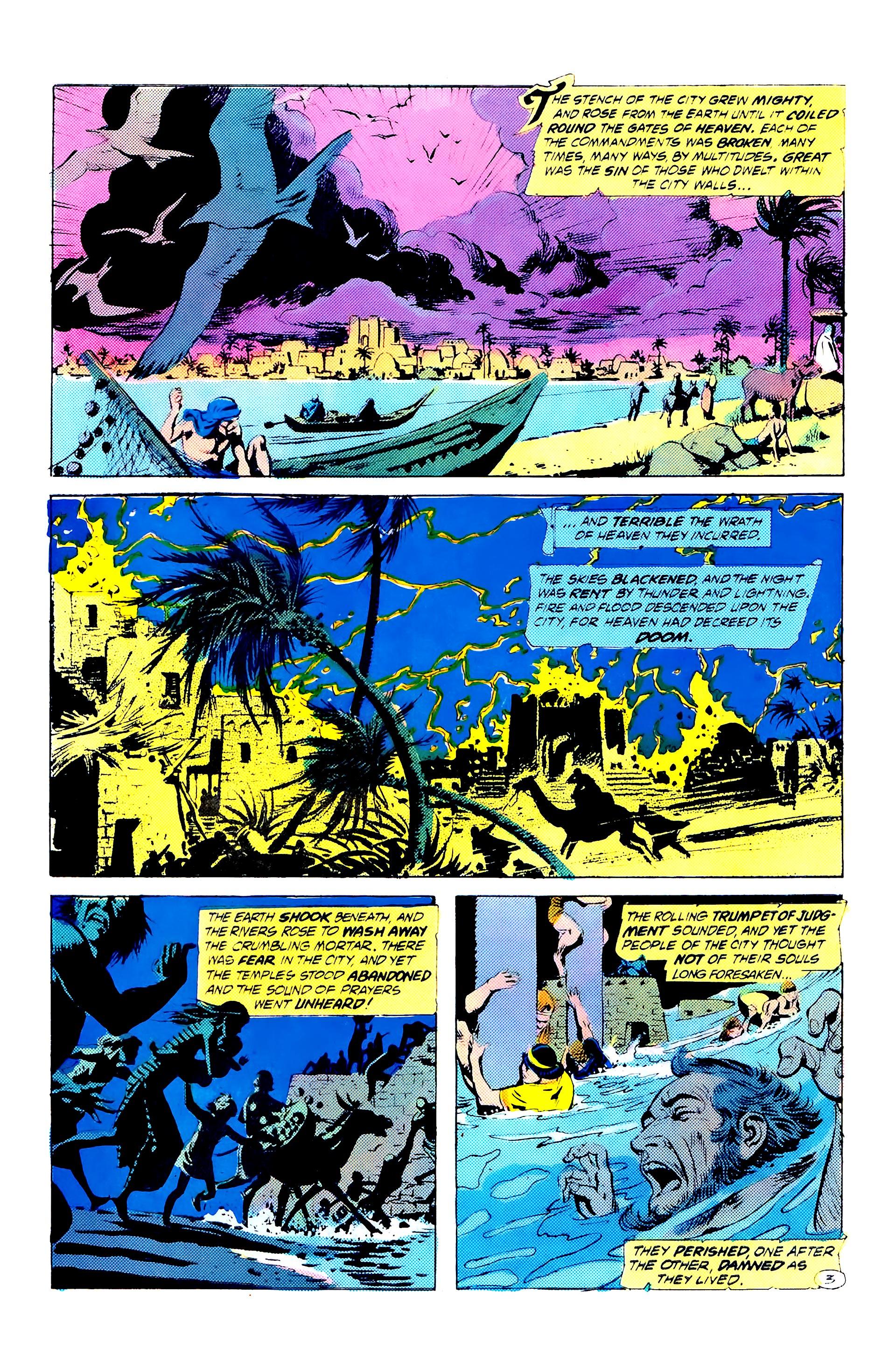 Read online Secret Origins (1986) comic -  Issue #10 - 19