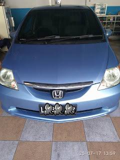 harga Honda City IDsi tahun 2003 bekas