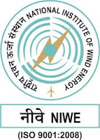 National Institute of Wind Energy (NIWE), Chennai Recruitment 2016 - 08 Project Assistant Posts
