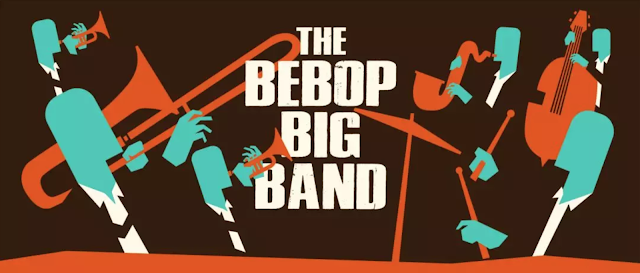 "The Blue Note Beijing Jazz Orchestra's May 2019 program is ""The Bebop Big Band"""