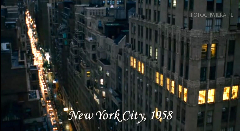 Futro - Portret wyobrażony Diane Arbus. Kadr z filmu.