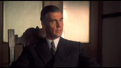 James Fox as Lord Mountbatten in Jinnah, Directed by Jamil Dehlavi