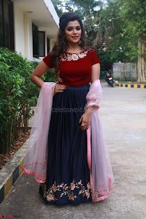 Actress Aathmika in lovely Maraoon Choli ¬  Exclusive Celebrities galleries 065.jpg