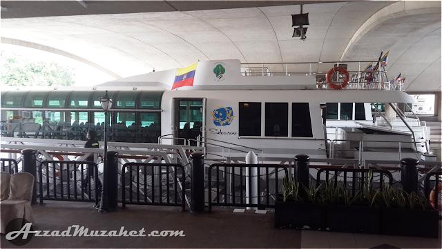 Cruise Tasik Putrajaya - Cruise Boat