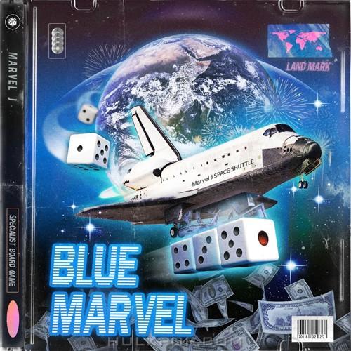 Marvel.J – BLUE MARVEL (FLAC)