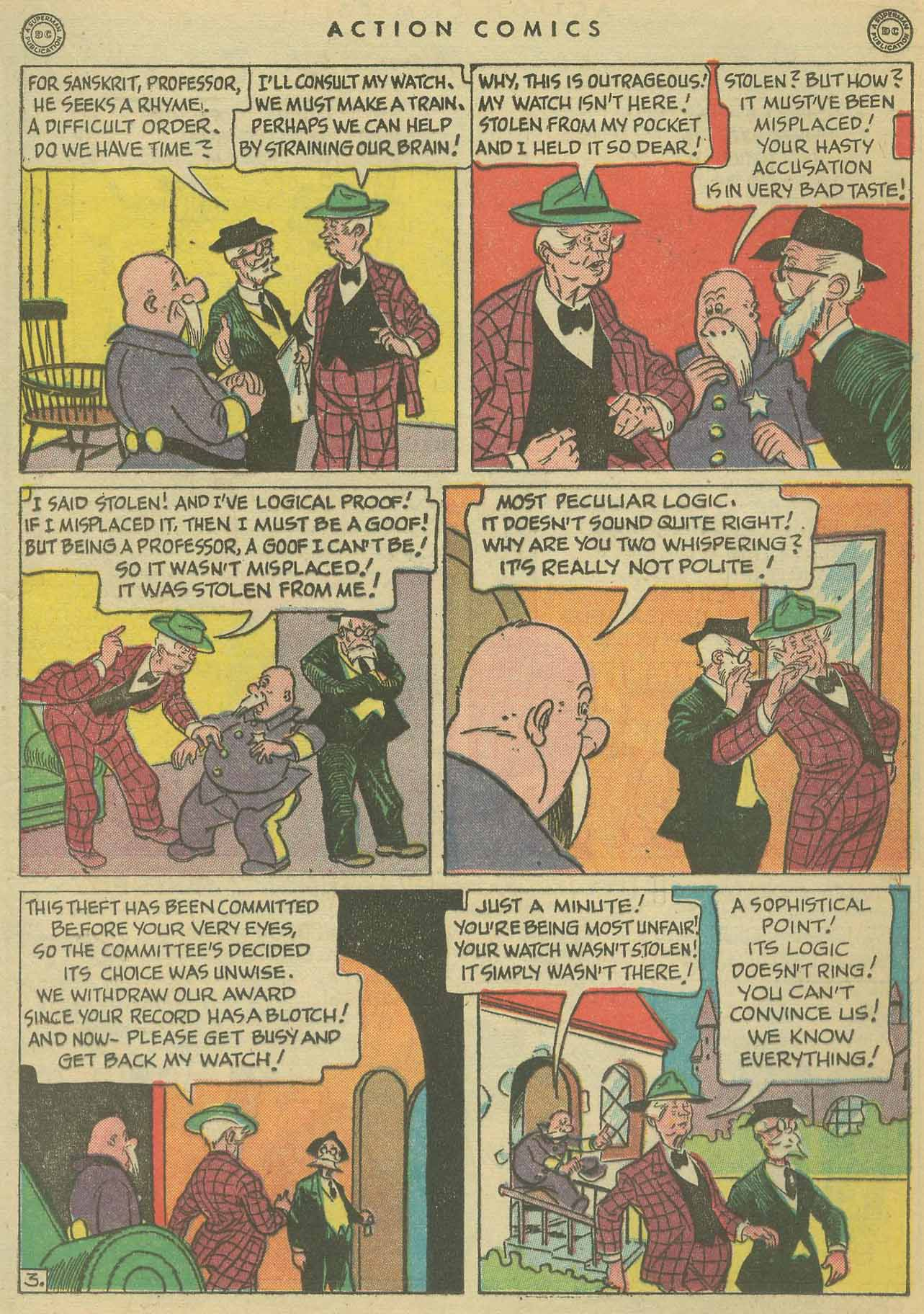 Read online Action Comics (1938) comic -  Issue #102 - 18