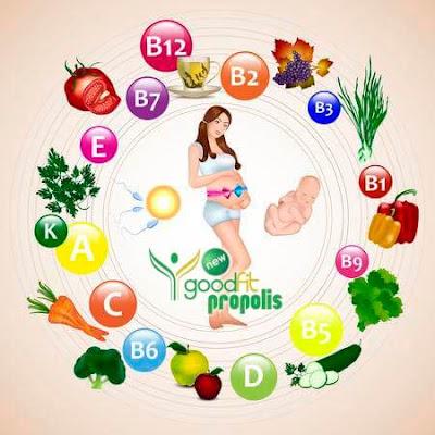 vitamin yang bagus untuk ibu hamil