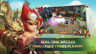 Pocket Knights 2 APK Terbaru