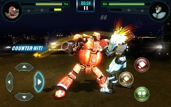 Download Real Steel World Boxing
