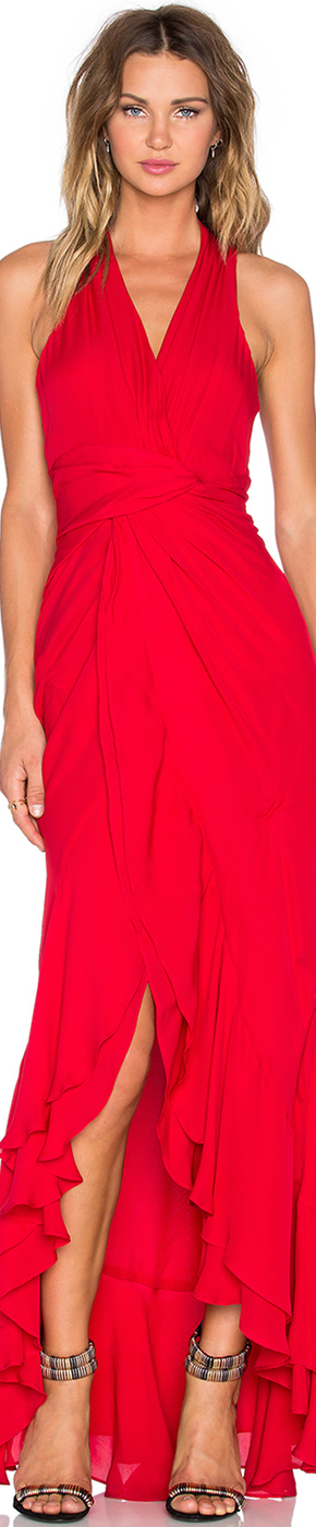 Parker Black Century Dress