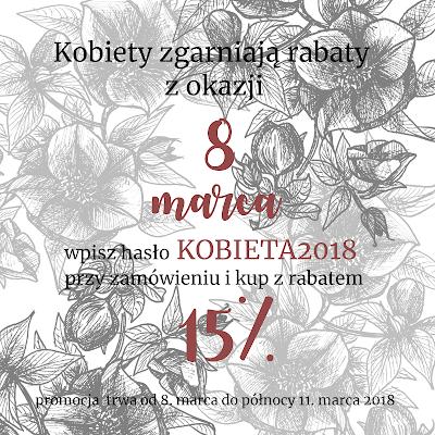 Czym jest kobiecość? Życzenia i przemyślenia z okazji Dnia Kobiet i prezenty. Wykorzystaj kod na zakupy i zgarnij rabat na any-thing.pl