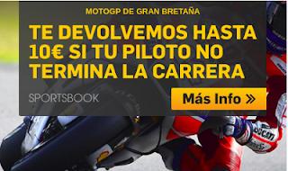 betfair promocion MotoGP GP de Gran Bretaña 26 agosto