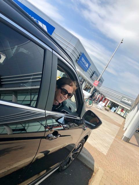 Mitsubishi Eclipse happy SERE customer