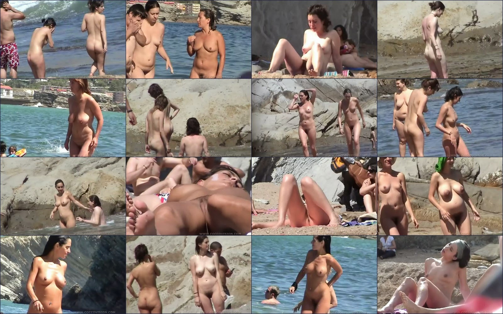 Голые пляжи мира  / Nude Beaches of The World. Beach Memories 1.