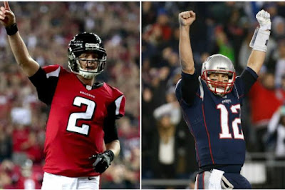 NFL : Patriots Still –3 Versus Falcons for Super Bowl 51