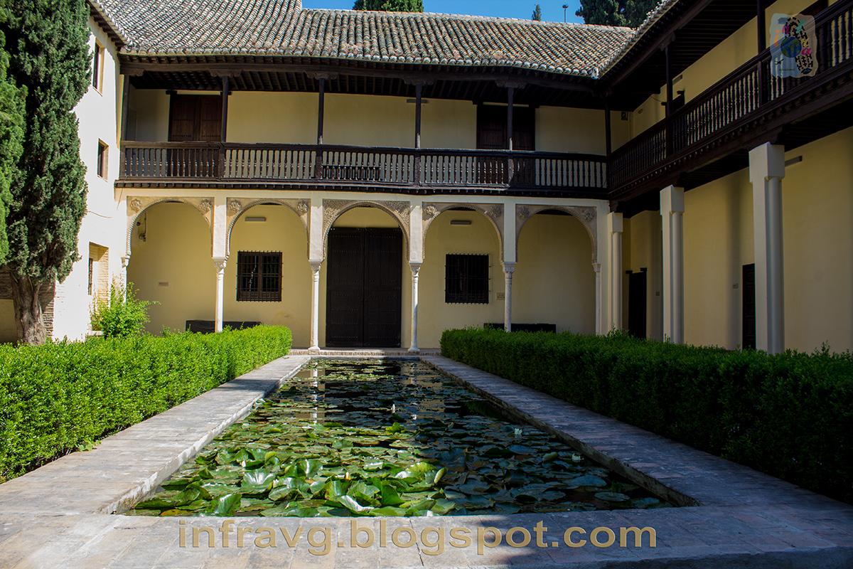 Granada 2016: Casa del Chapiz. - INFRAVG