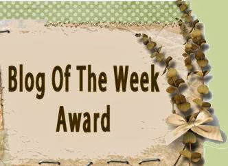 Blog  Awards ...