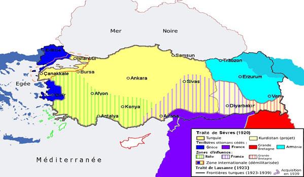 Η Συνθήκη της Λωζάννης 94 χρόνια μετά