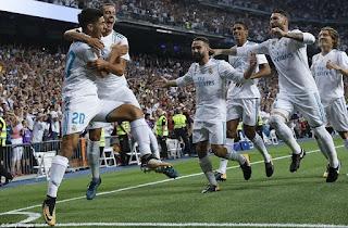 Real Madrid  Watwaa Ubingwa wa Super Cup kwa Kuichakaza Barcelona 2-1
