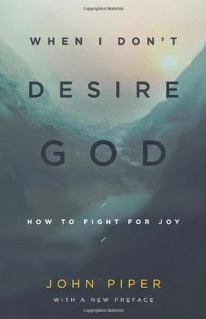 Freebie Friday: When I Don't Desire God