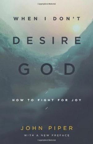 Freebie Friday: When I Don't Desire God