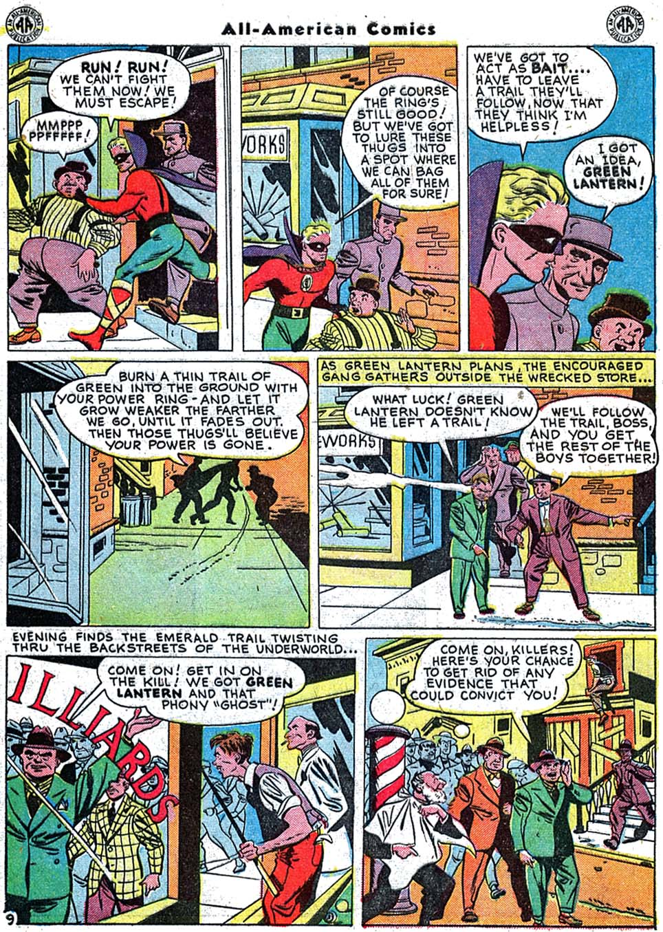 Read online All-American Comics (1939) comic -  Issue #67 - 11