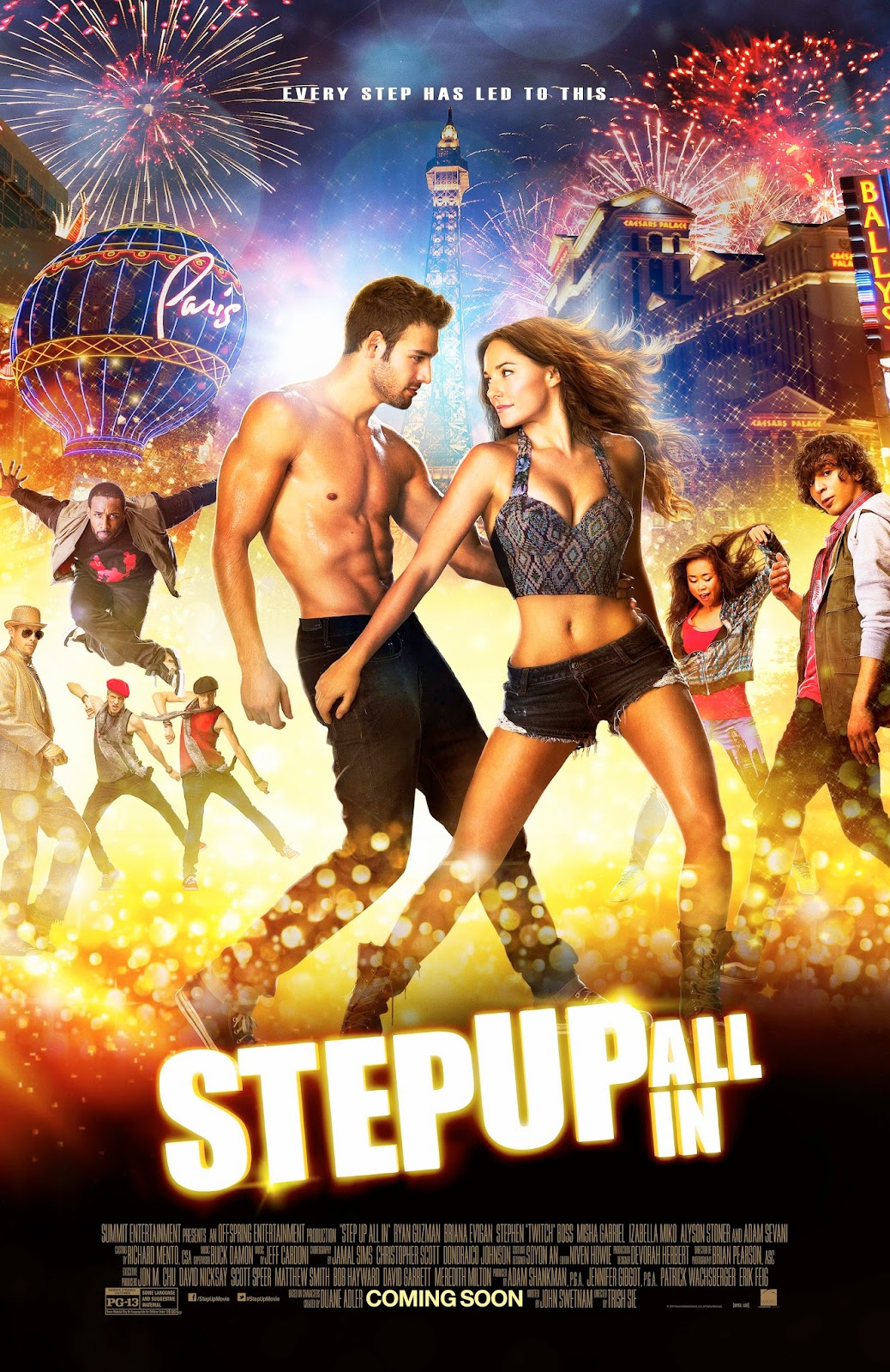Step Up All In (2014)  Brrip ταινιες online seires oipeirates greek subs