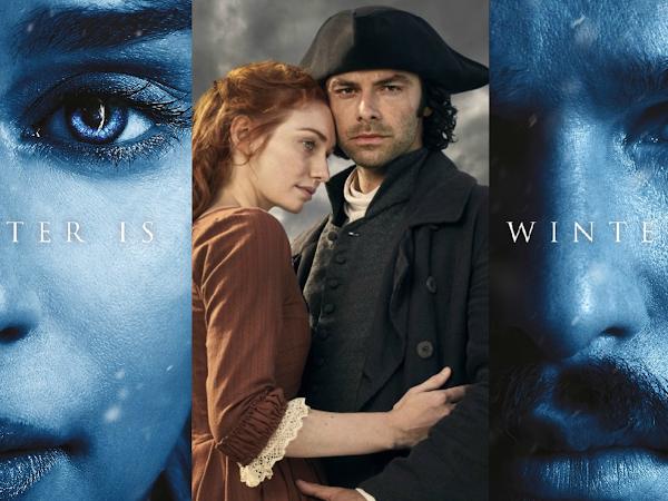 Writing About: 'Poldark' Season 3 & 'Game of Thrones' Season 8
