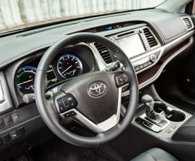 2017 toyota highlander hybrid limited Xle and Le Platinum