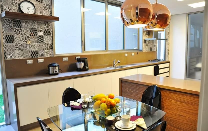 Construindo minha casa clean top 10 cozinhas modernas - Paredes decoradas modernas ...