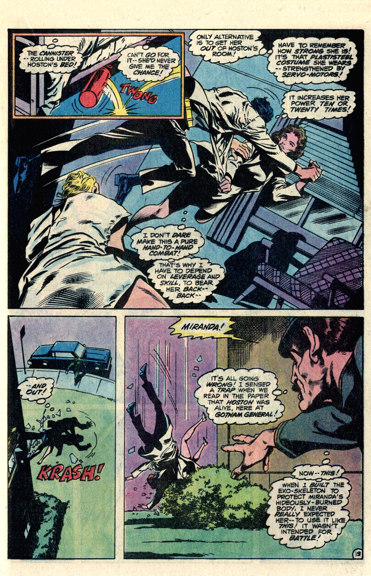 Detective Comics (1937) 507 Page 16