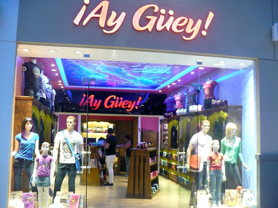 esta tienda de ropa que ha logrado emprender aquí dejo la pagina web donde  puedes comprar en linea o ver las sucursales  http   www.ayguey.com.mx principal. ... c45949a2708