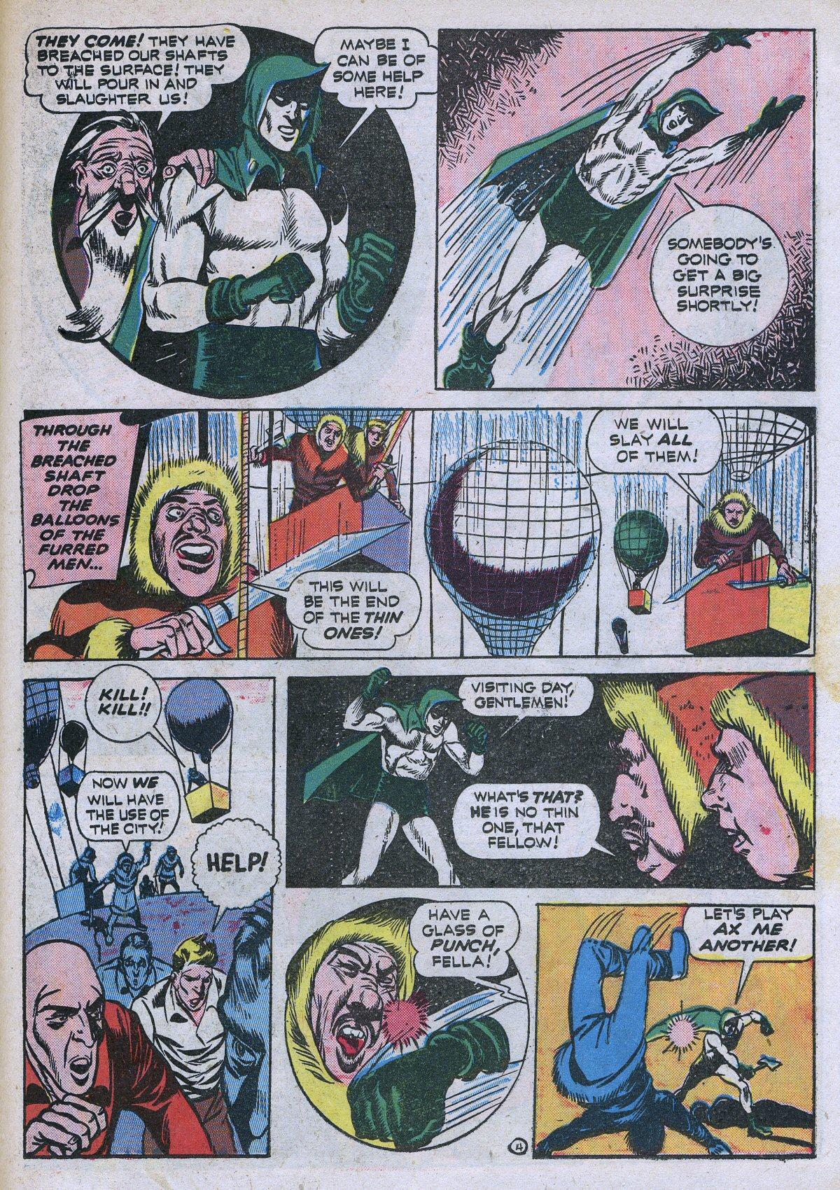 Read online All-Star Comics comic -  Issue #13 - 45