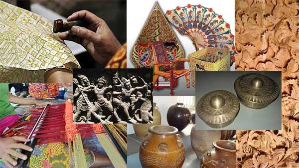 Pengertian Seni Kriya Nusantara