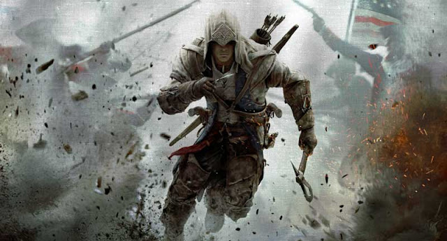Assassins creed 3 Flag