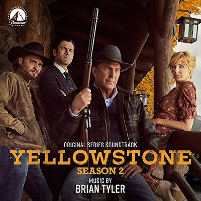 Yellowstone Season 2 Soundtrack Brian Tyler