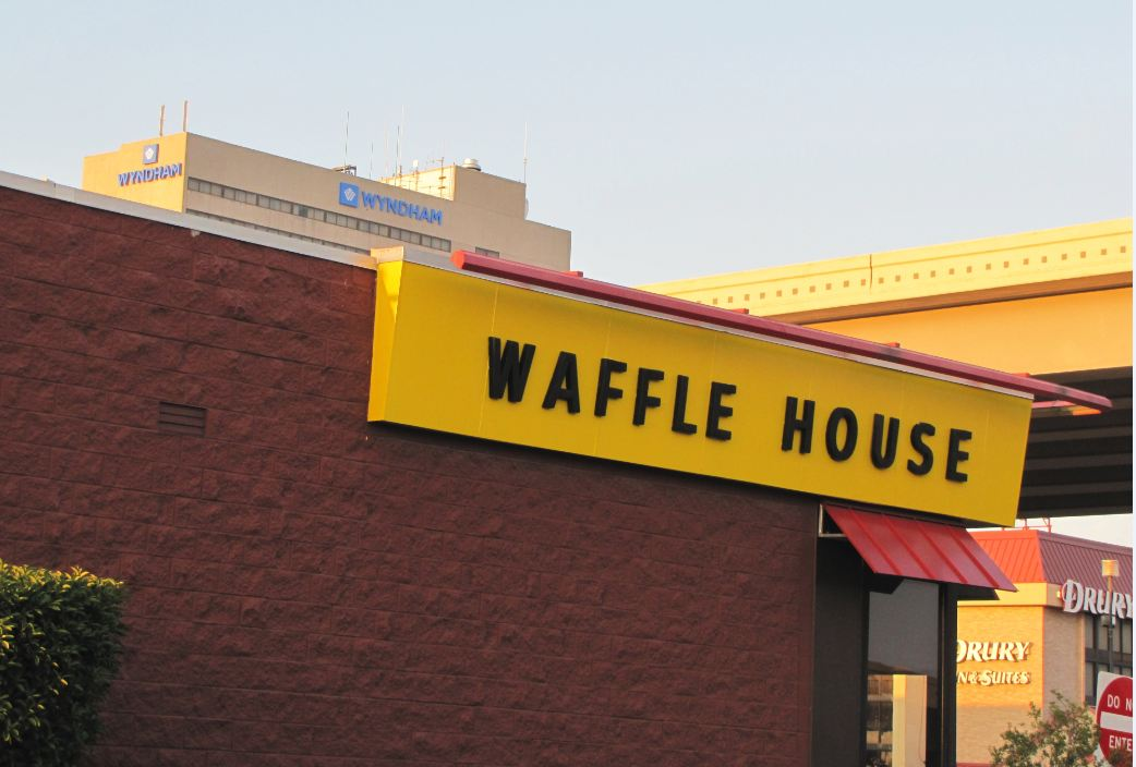Waffle House Memorial Drive