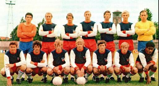 Hollanda Ligi Şampiyonları Haarlem - Kurgu Gücü