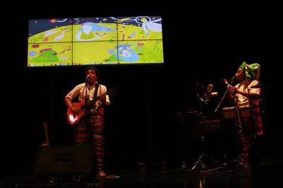 Bosqueconcierto, Roberto Camargo en concierto