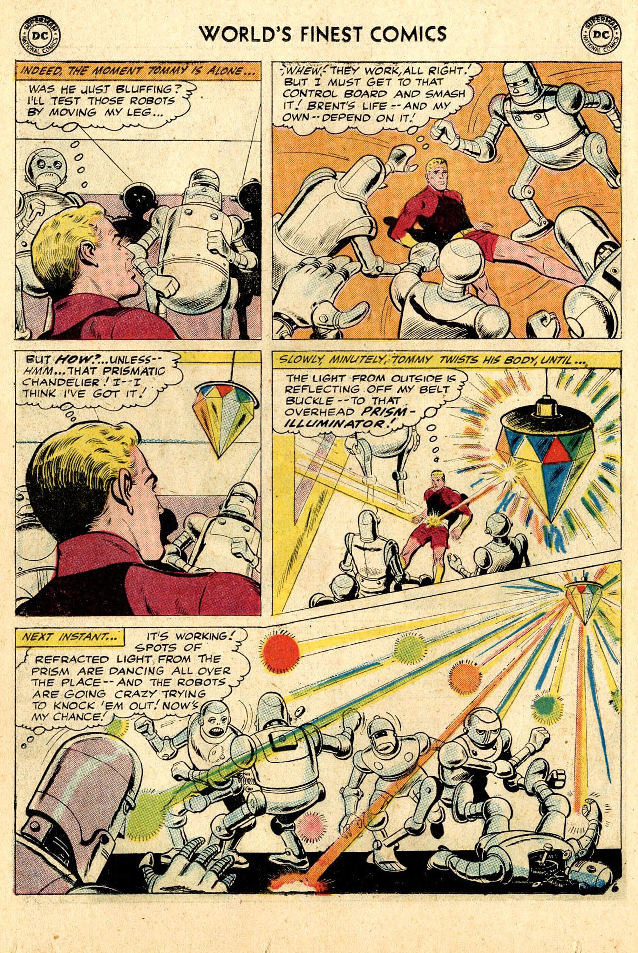 Read online World's Finest Comics comic -  Issue #110 - 22