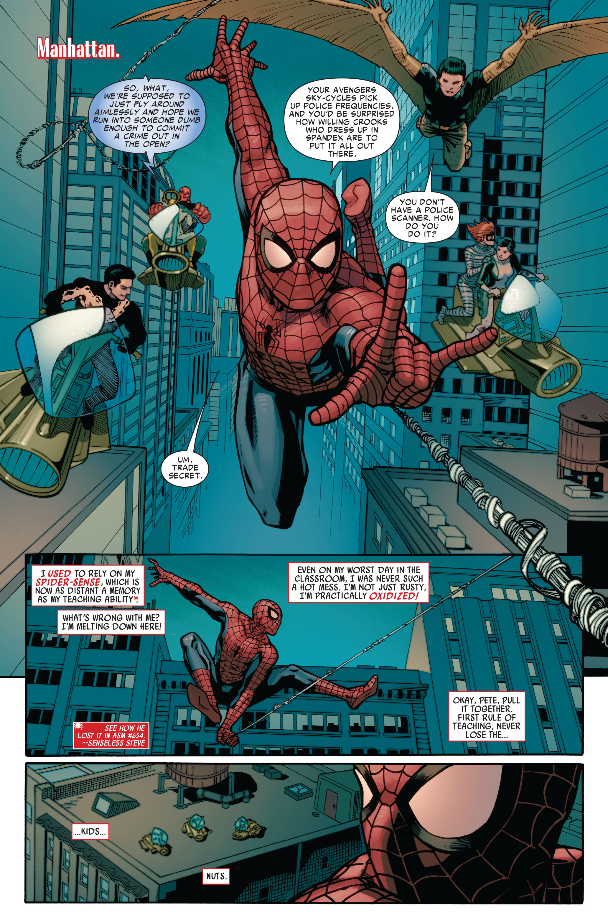 The Amazing Spider-Man (1963) 661 Page 13