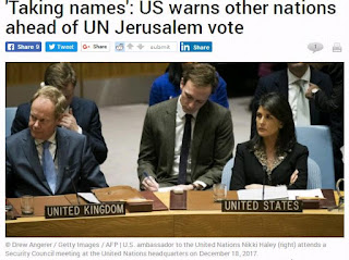 UN Security Council fails to adopt US-drafted resolution on Palestine