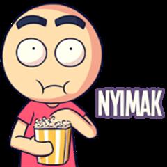 Anak Yimyam: Animated Sticker
