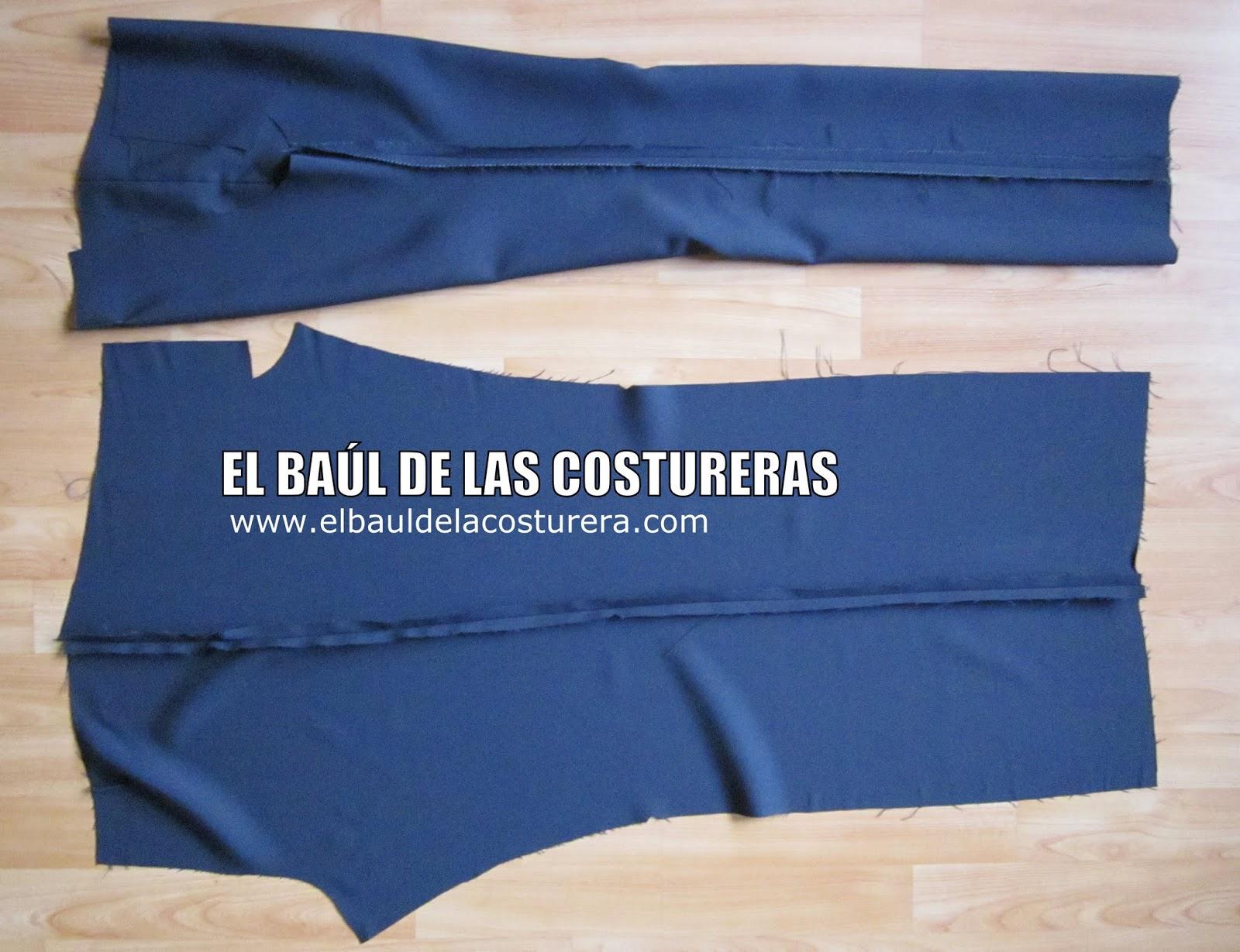 Confeccion Pantalon Basico Para Mujer