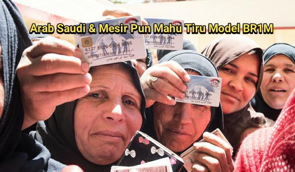Arab Saudi & Mesir Pun Mahu Tiru Model BR1M