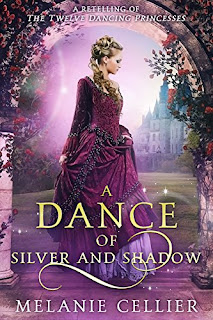 A Dance of Silver and Shadow - Melanie Cellier